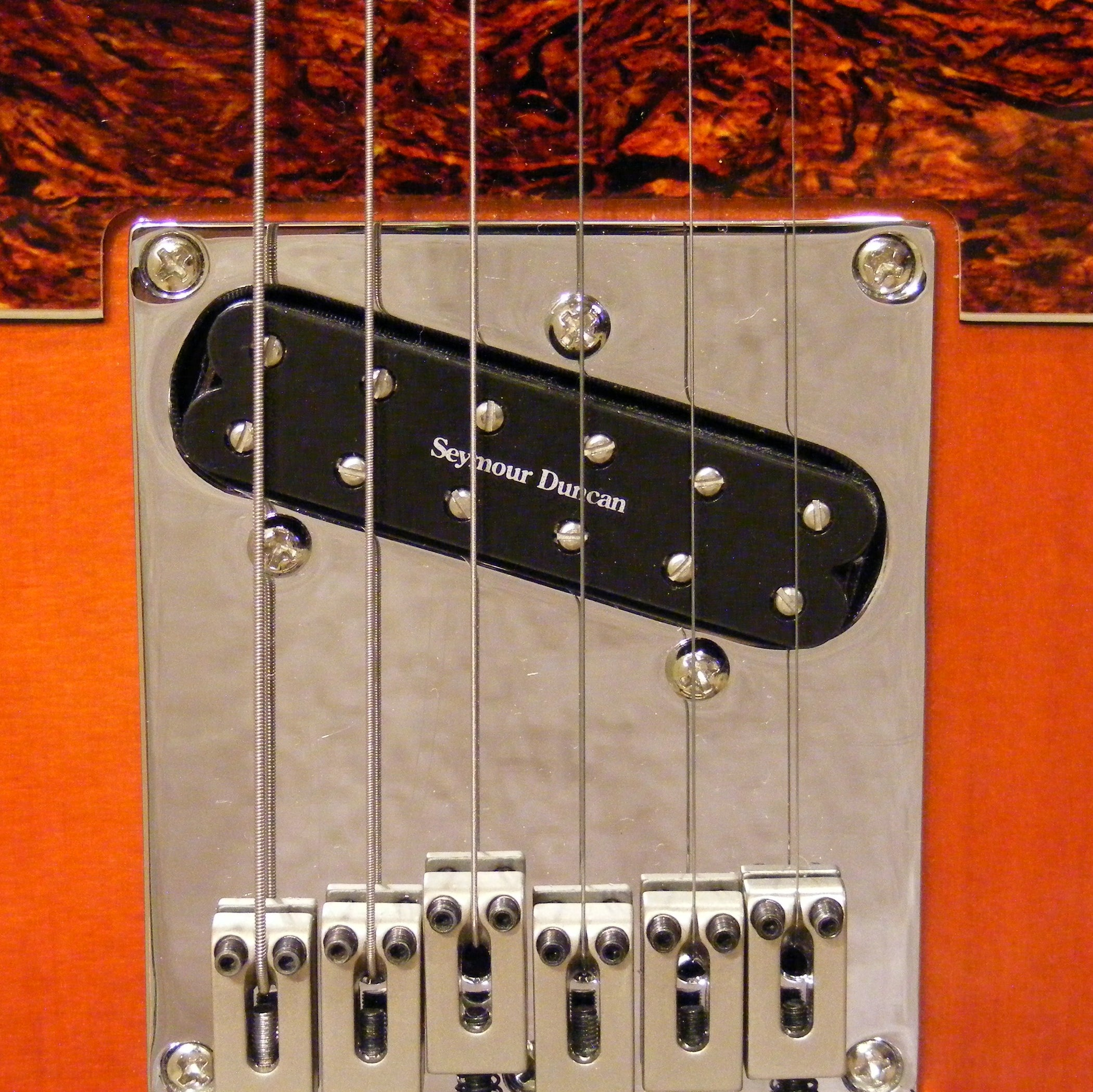 Replacing The Pickups In Your Guitar 17 Steps With Pictures Notes On Neck Diagram Car Tuning