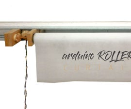 Roller Arduino Curtain