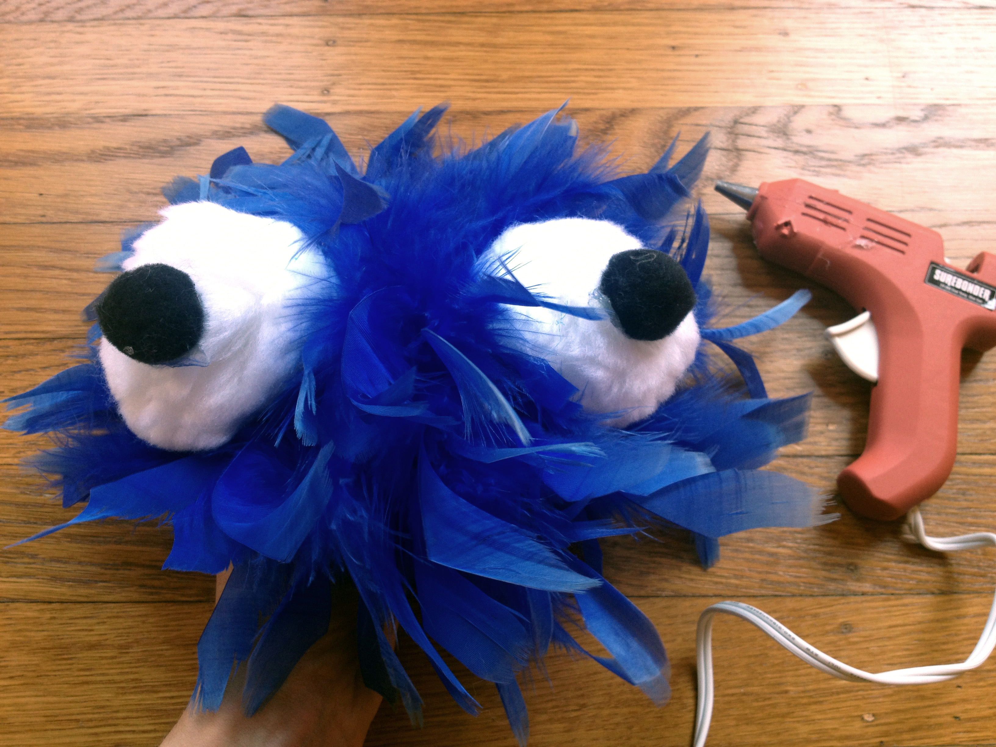 Picture of Make the Hairpiece