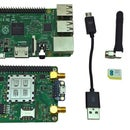 Add 3G to the Raspberry Pi: PiloT Assembly
