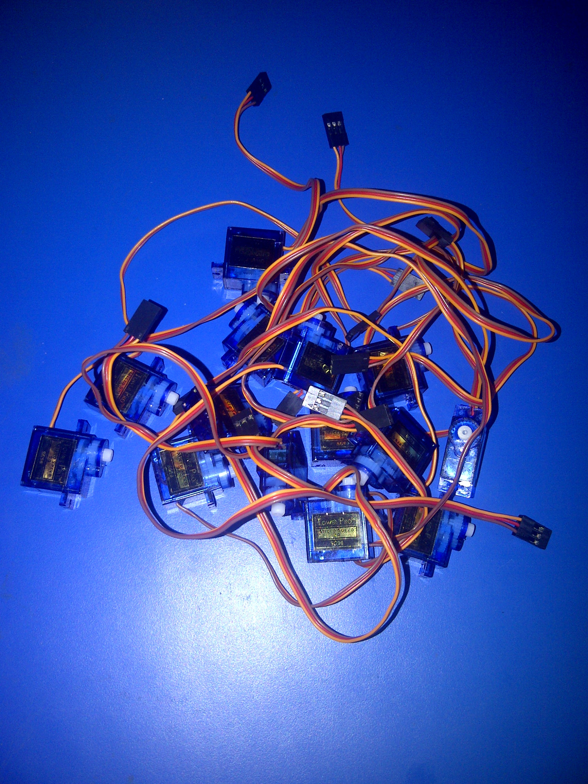 Picture of Gather Parts: