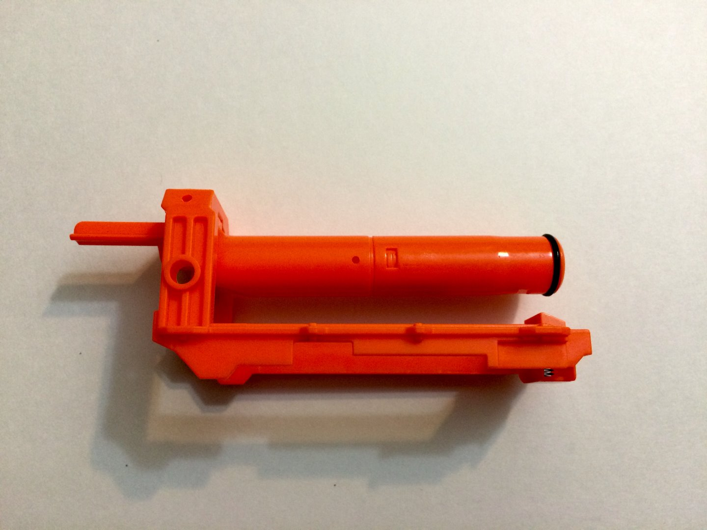 Picture of Optional: Air Restrictor Removal
