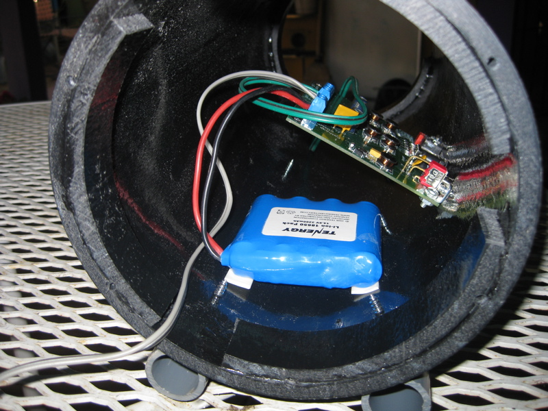 Picture of Install the Amplifier