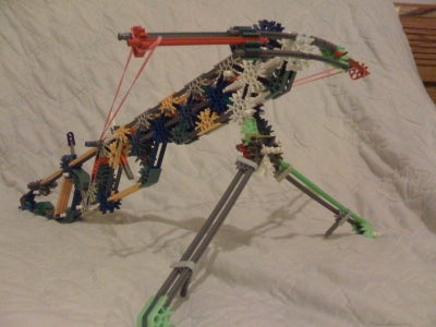 The Knex More-for-less efficency series