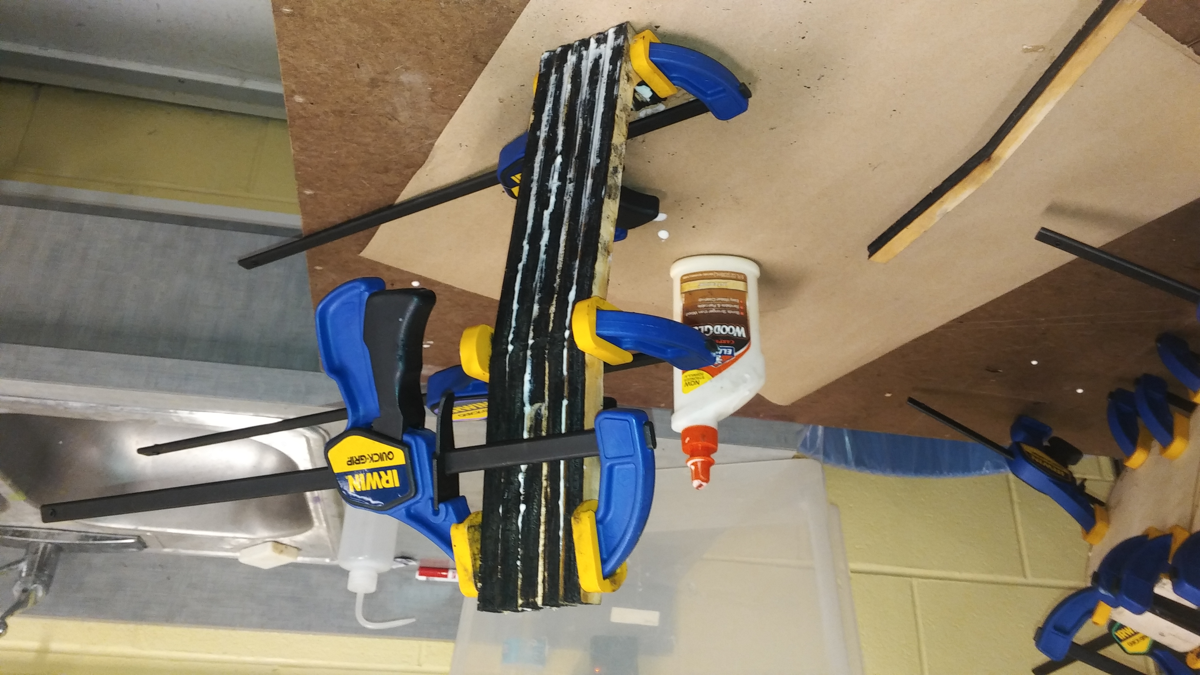 Picture of Create Neck and Fret Board