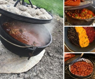 Dutch Oven Recipes & Tips