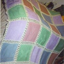 Sheila's Squares Blanket