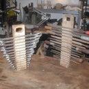 Make a Wrench Organizer
