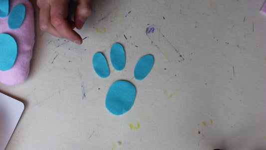 Paws and Tail