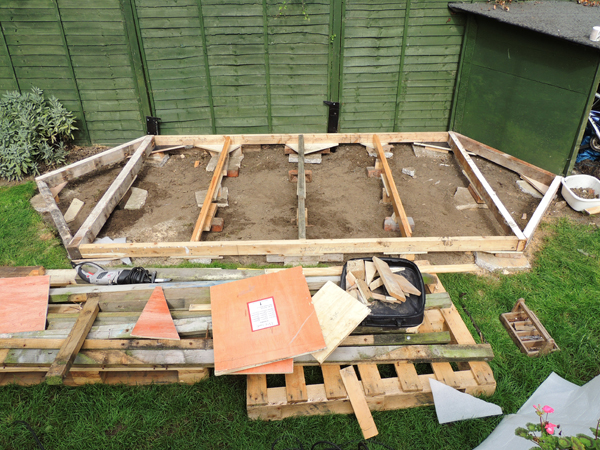 Picture of Building a Foundation Base