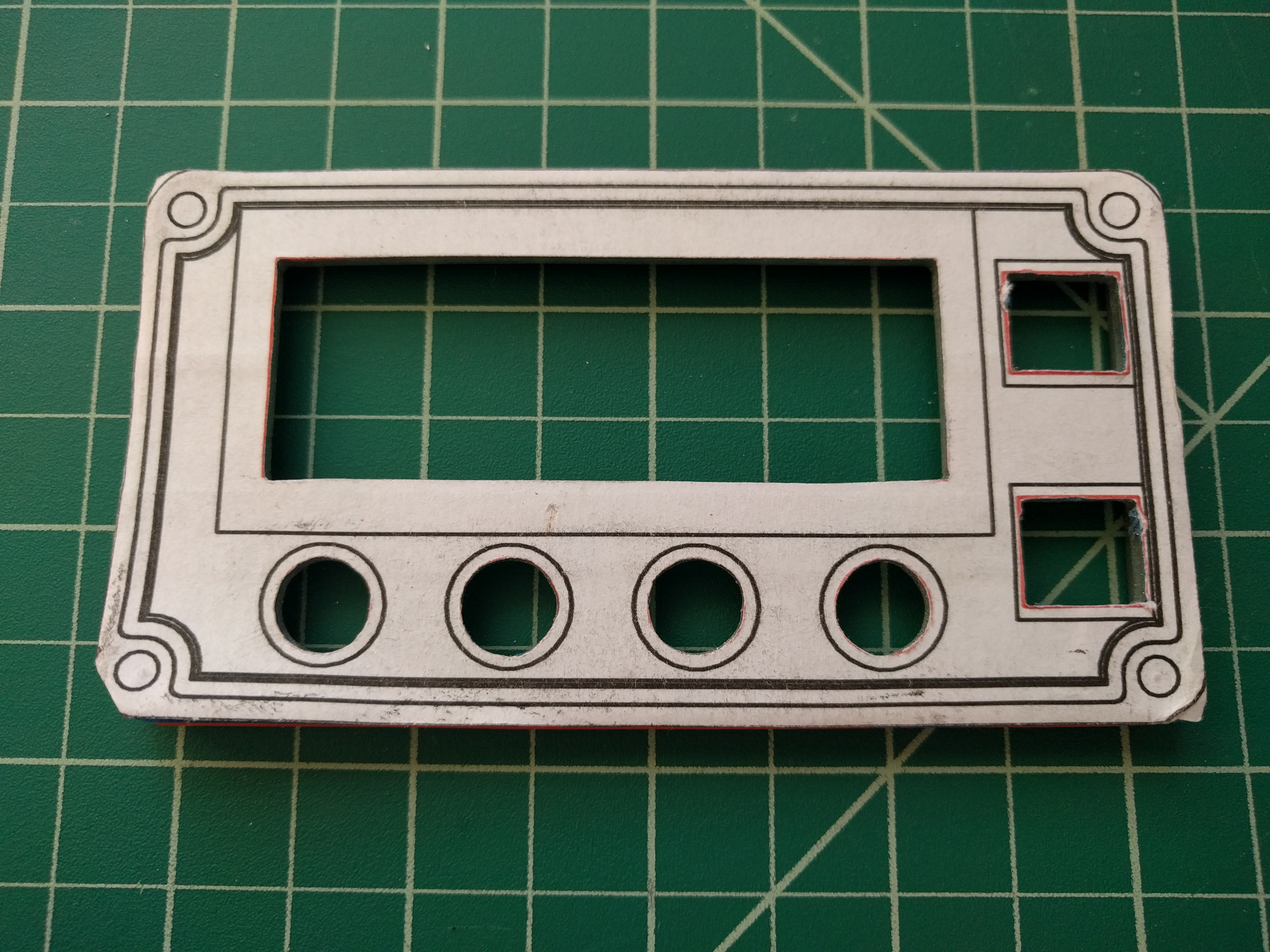 Picture of Box Lid Machining