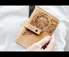 Leather Carving Art