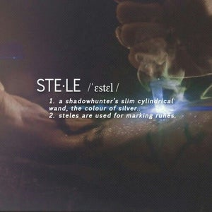 Shadowhunter's Stele
