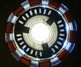Magnetic Arc Reactor