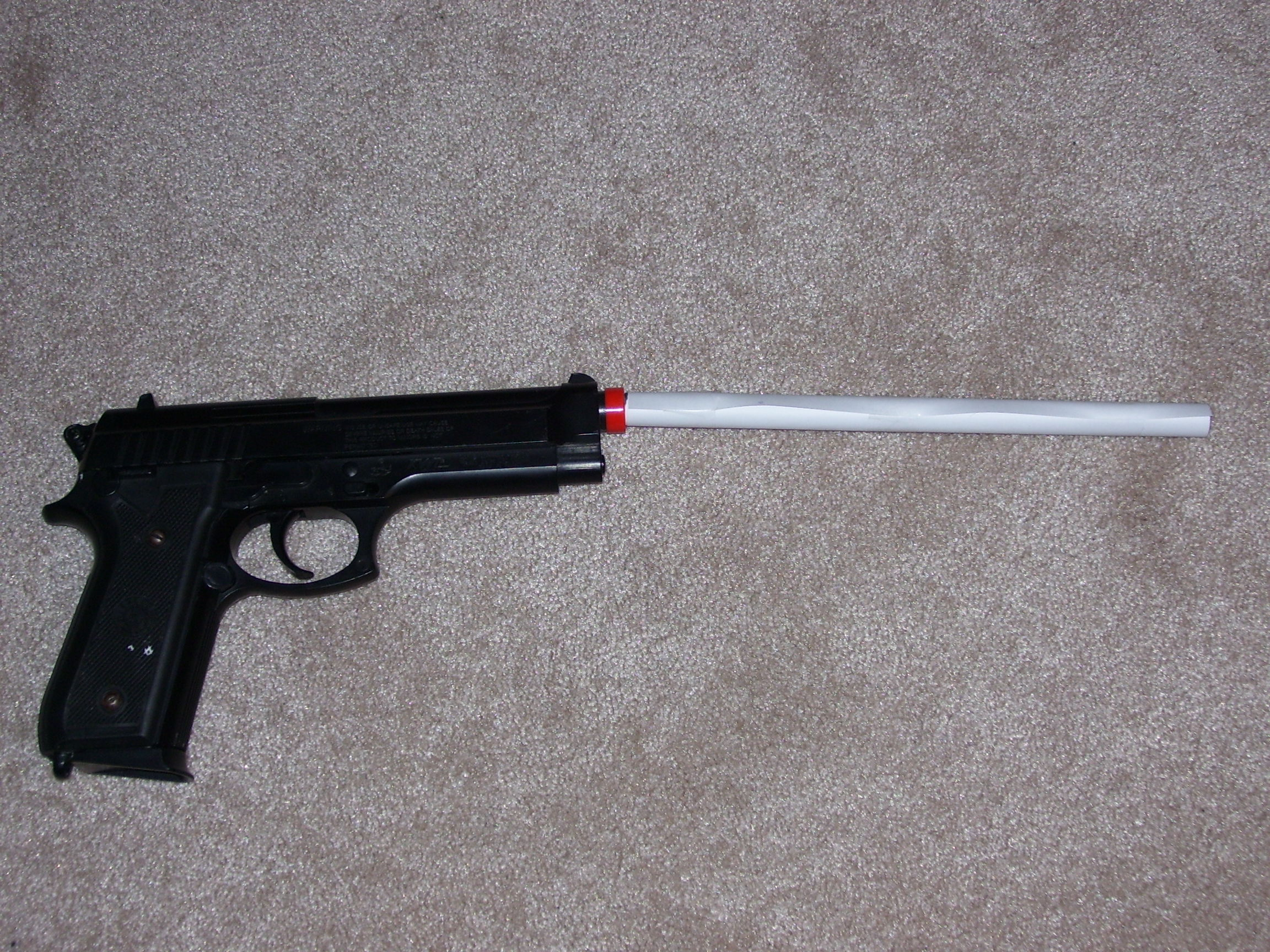 Picture of Next Putting It Into the Gun.