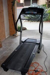 Get a Treadmill