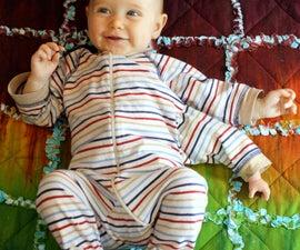 Happy Mutant 3-Armed Baby Costume