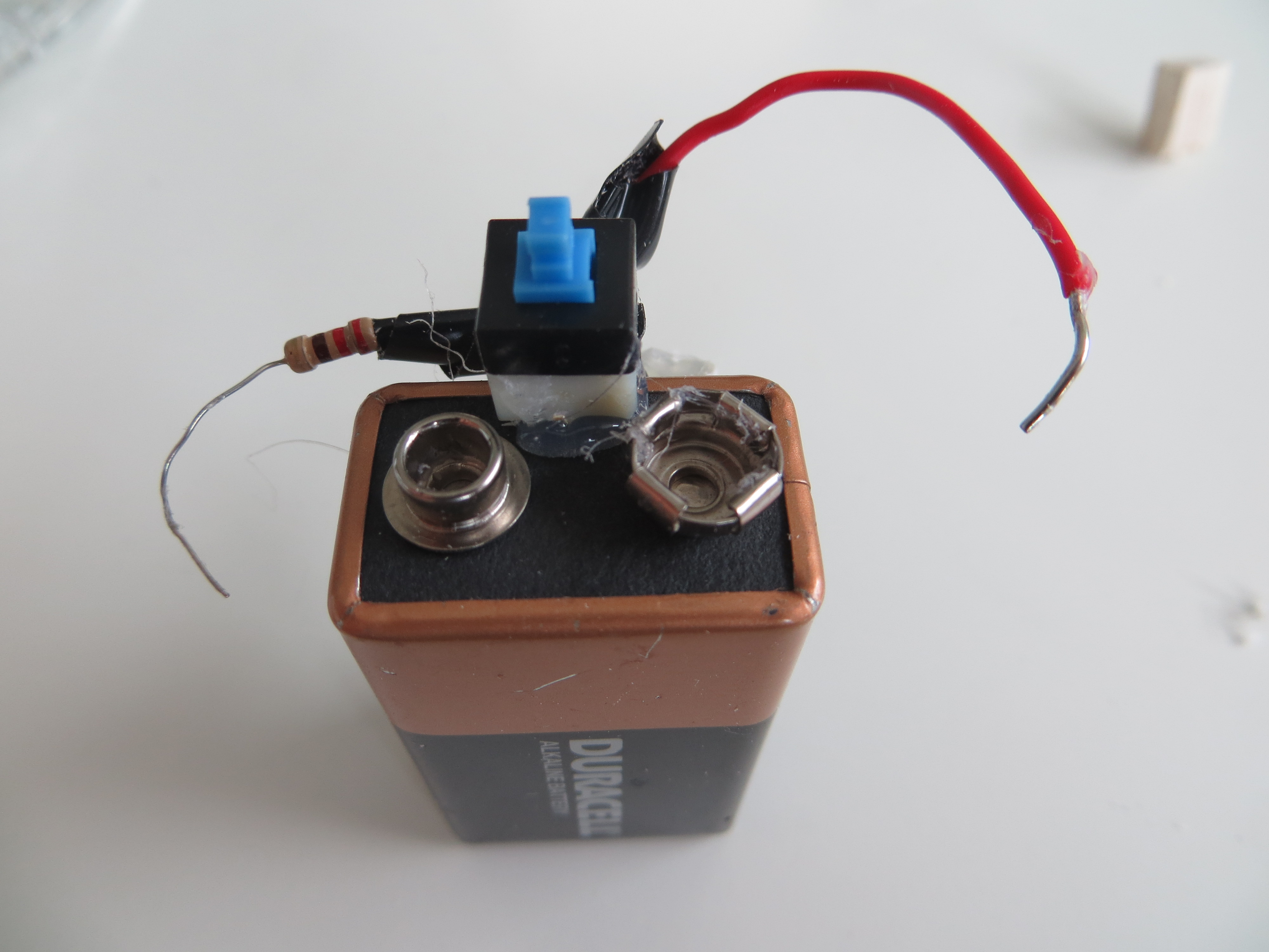 Picture of The Simple Circuit