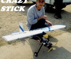 DIY Electric R/C Airplane