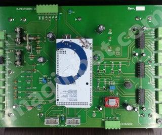 Controller Imaginbot for 1 Cubic Meter 3D Printer