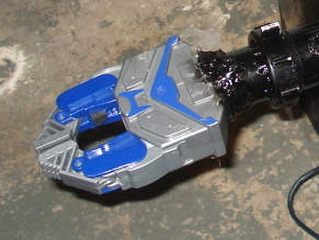Picture of Paint the Gripper and the Arm