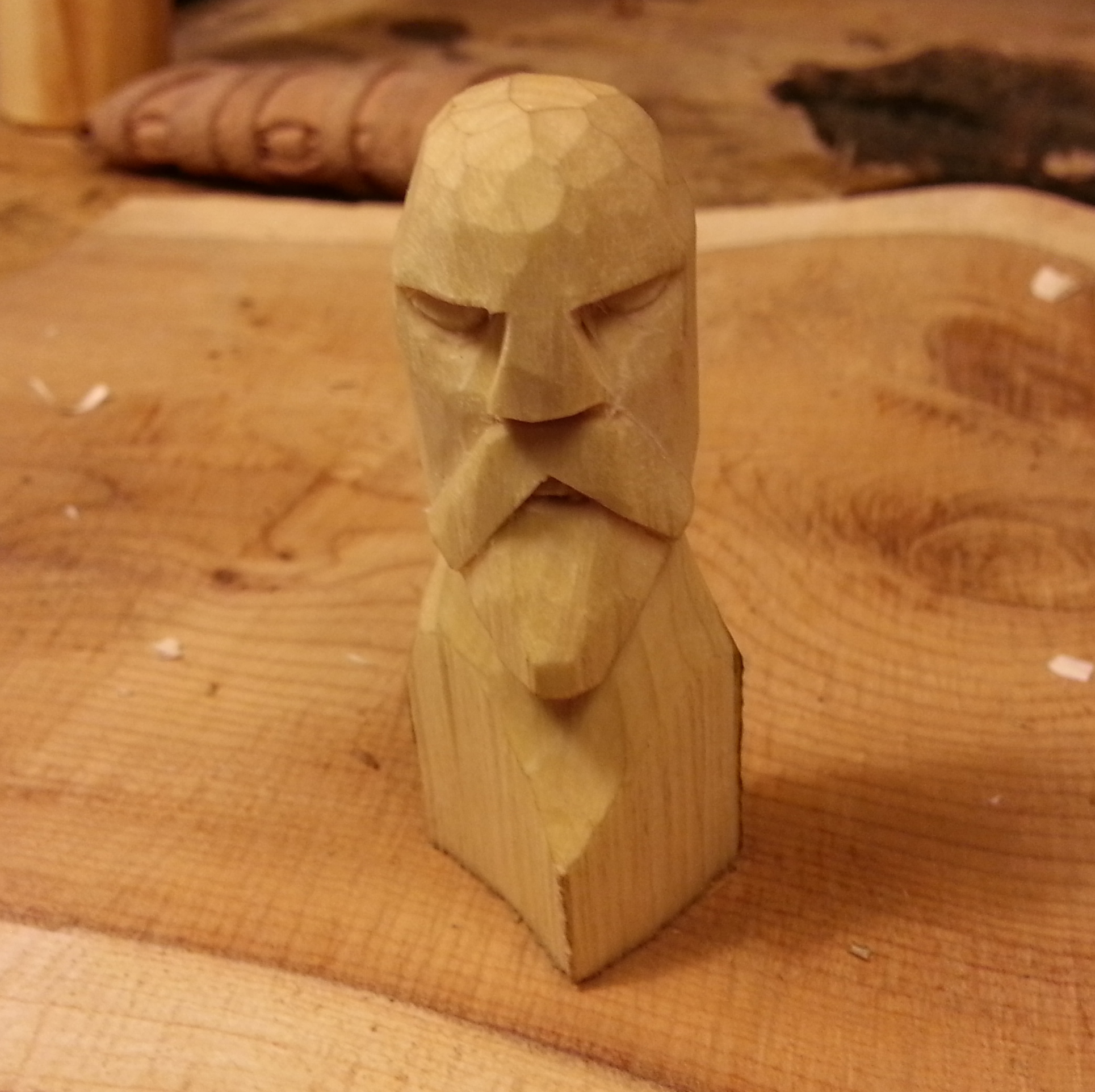 Hand Carved Wooden Sculpture Sufficient Supply Gifts Keepsakes, Memory Books