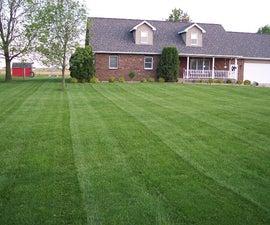 Lawn striper