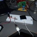 Portable USB phone - iPod charger using Swiched mode power supply