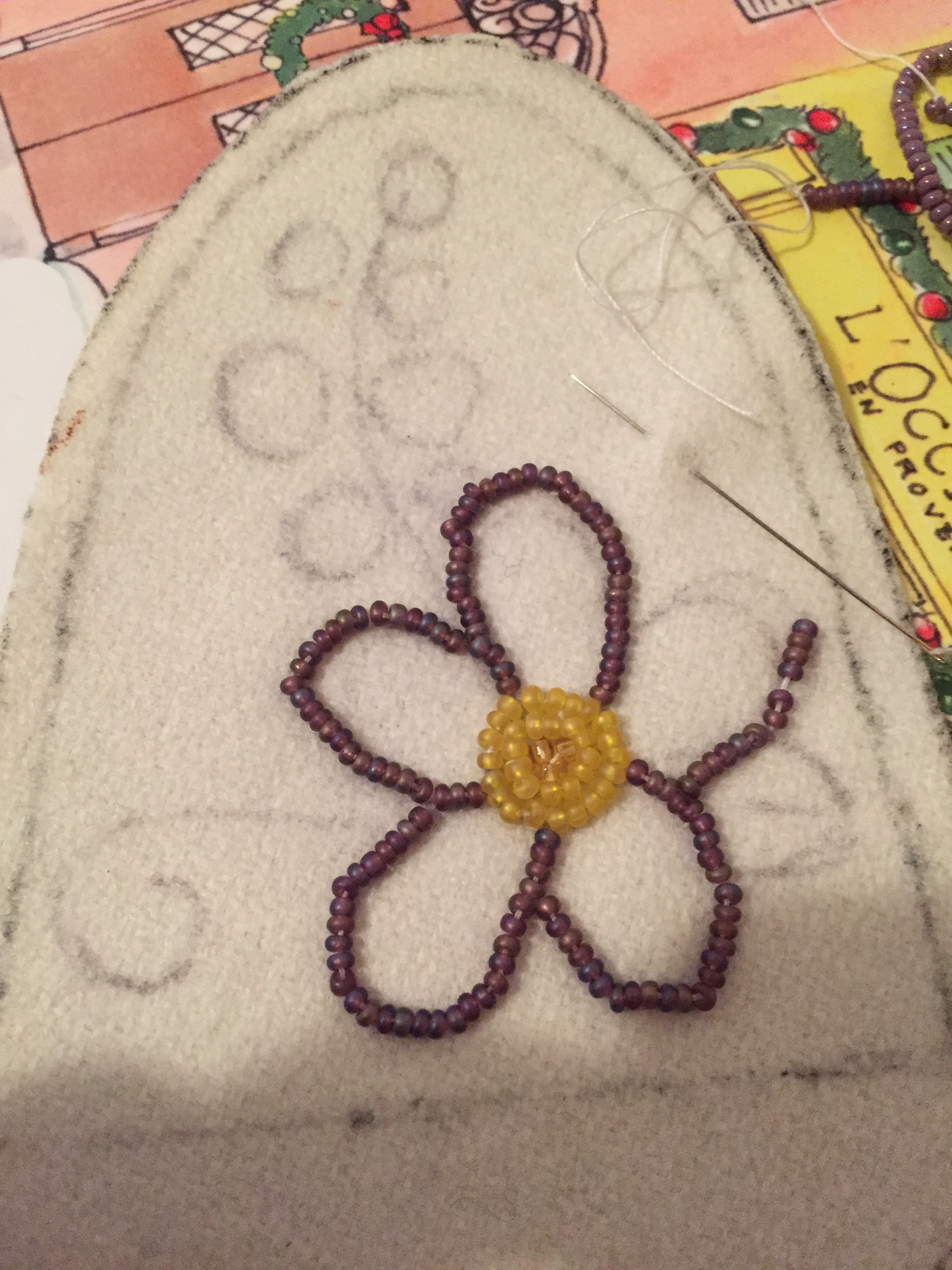 Picture of Design and Start Your Beadwork