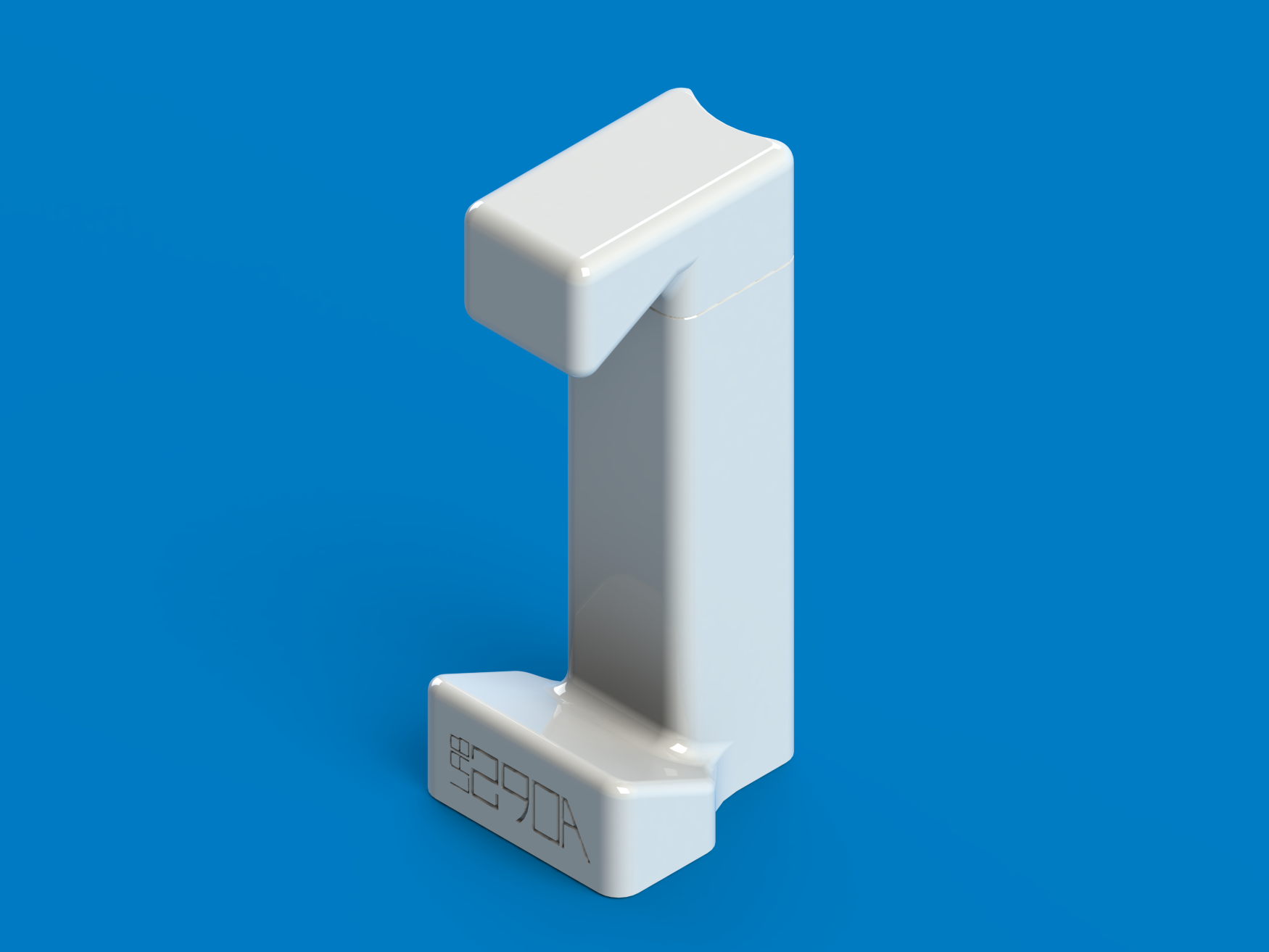 Picture of A Custom 3D Printed Adjustable Tripod Adapter for Your Smartphone