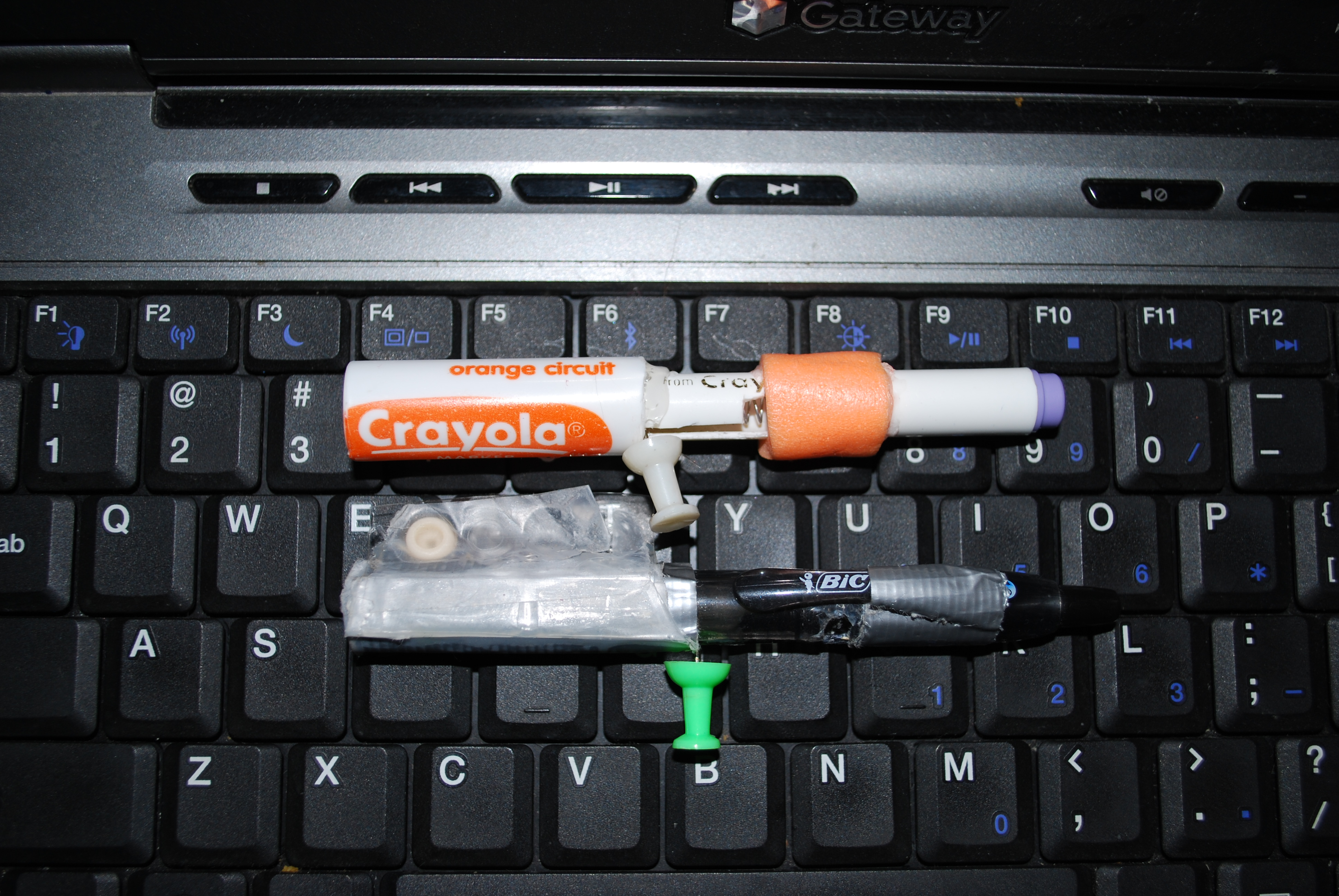 Picture of Pen Airsoft Gun