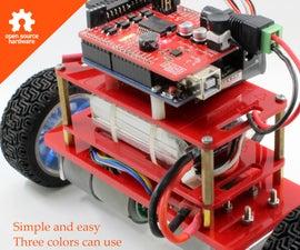 Make a Self-balancing Robot with Arduino UNO