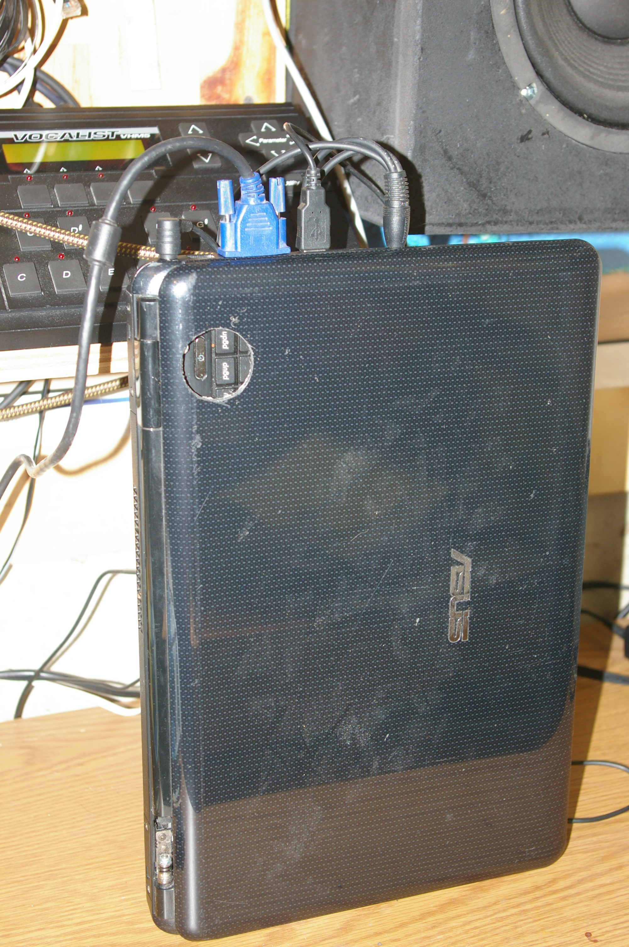 Picture of Convert a Laptop With a Broken Screen Into a Quiet, Space Saving Desktop
