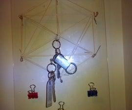 Acrylic Net Key Frame