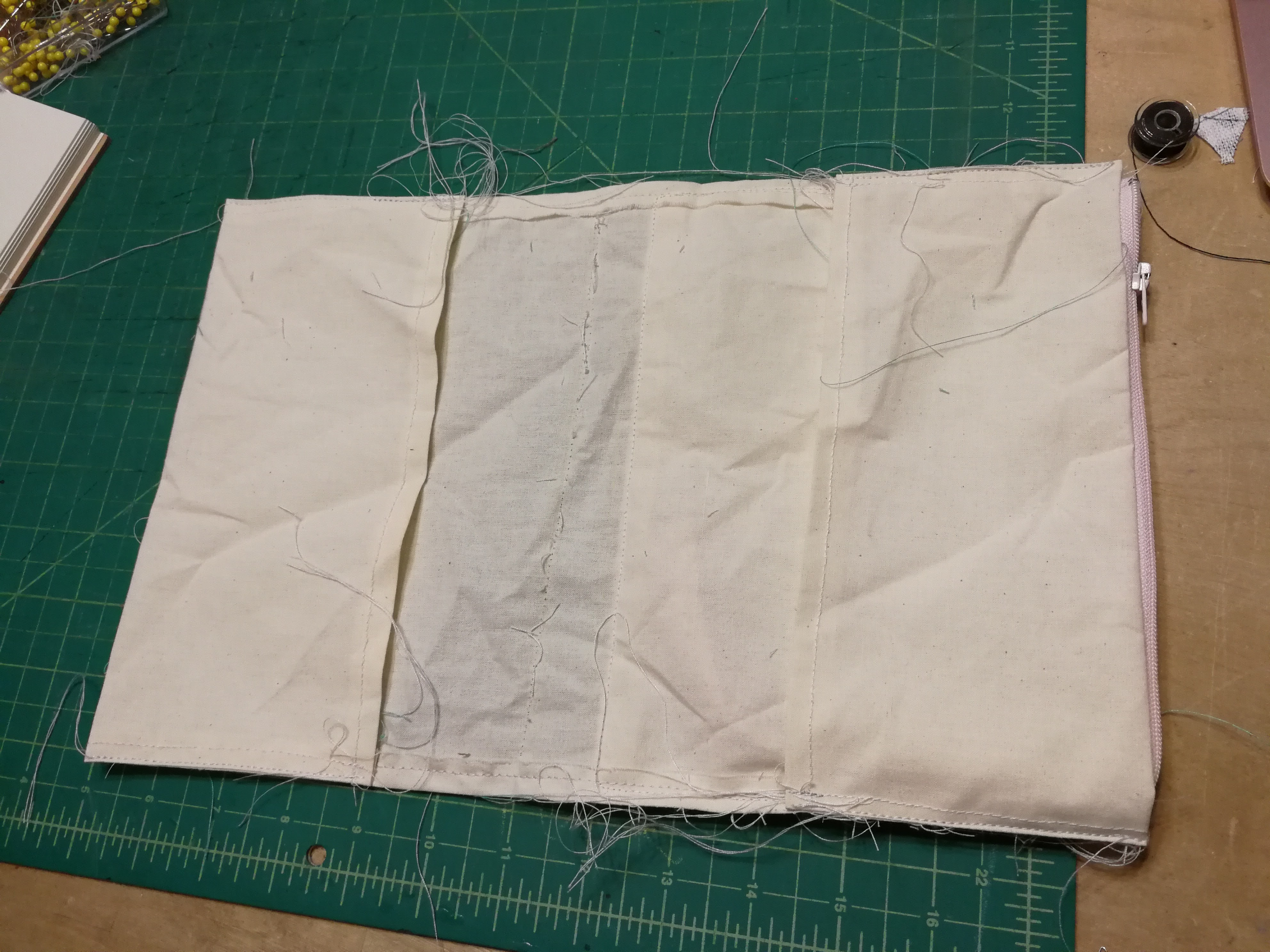 Picture of Sew Down the Cover Flaps