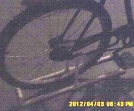 Bike Training Stand (part 1.)