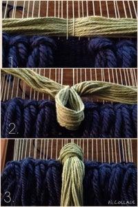 Large Rya Knot