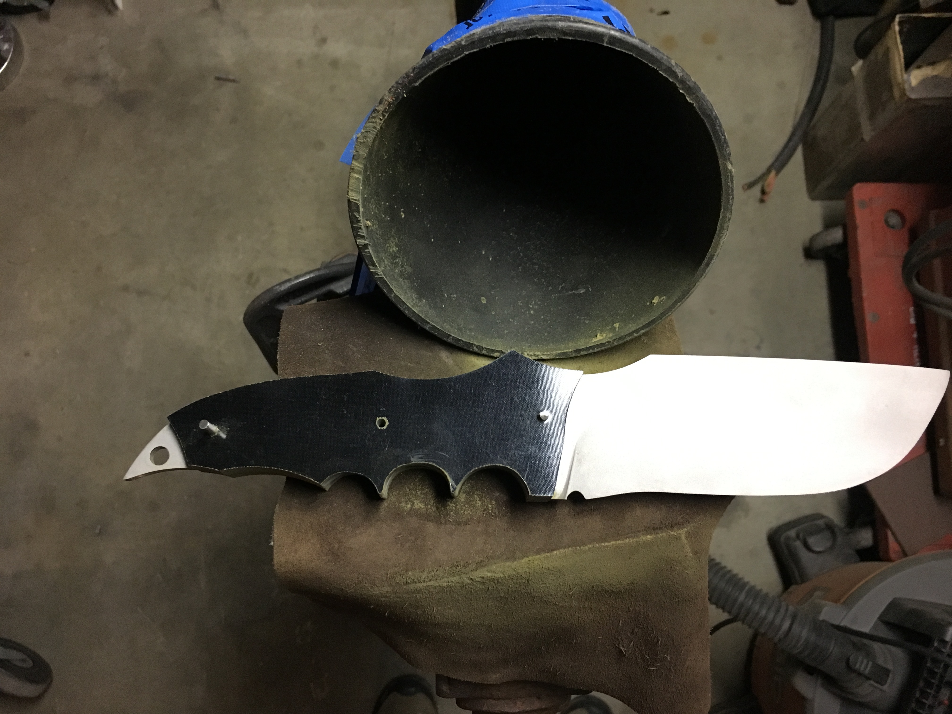 Picture of Handle Shaping