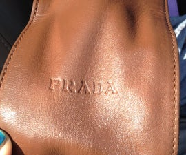 How to Dye a Leather Purse