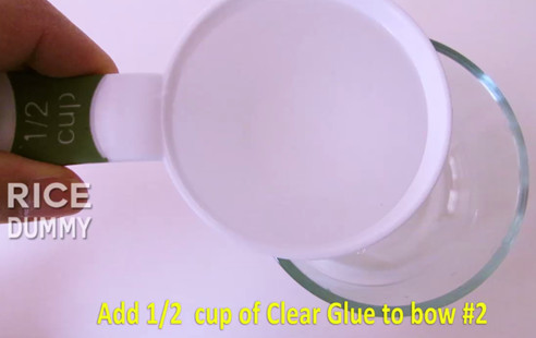 Picture of Step 2: Make Glue Mixture