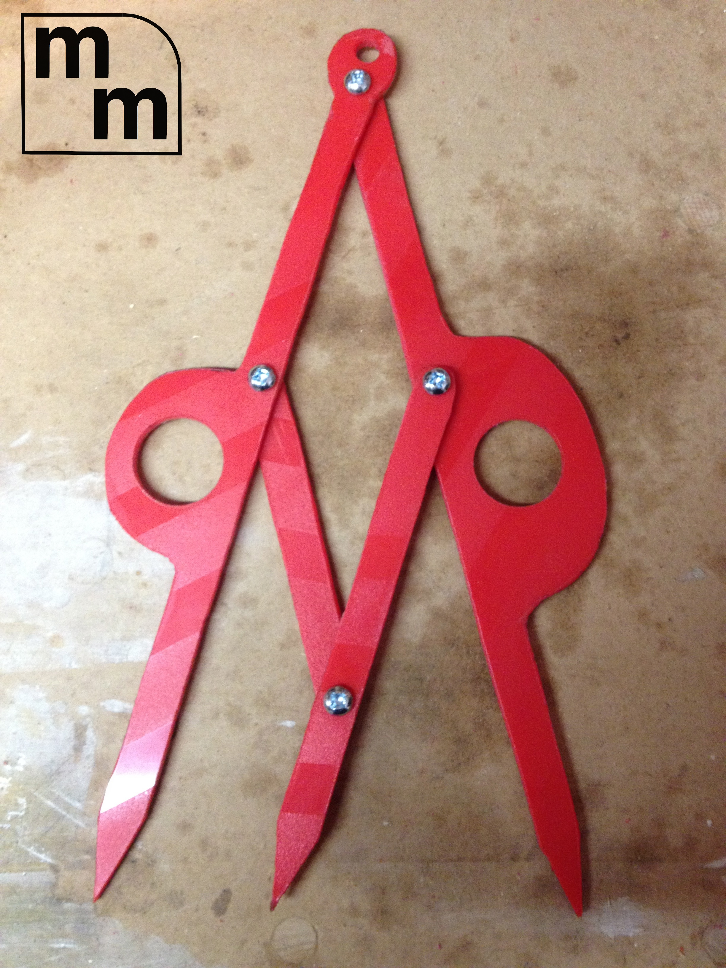 Picture of Screw Together Gauge Pieces