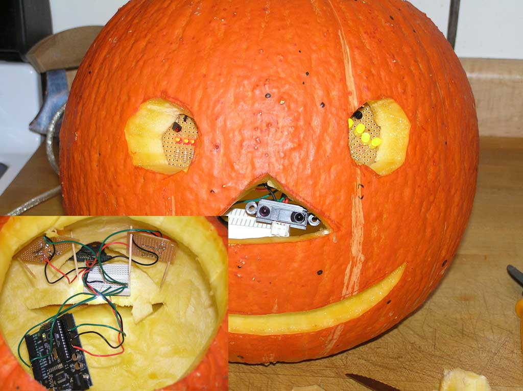 Picture of Carve Your Pumpkin and Install