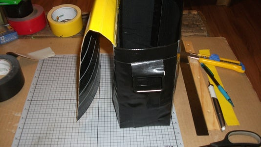 Making & Attaching the Flap