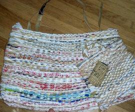 Woven Plastic Bag Bag
