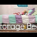 Storage Bed Project