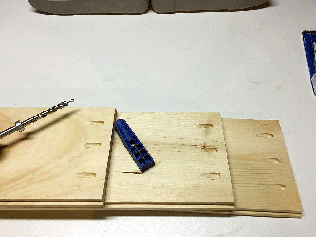 Picture of Build 1 - the Wooden Frame
