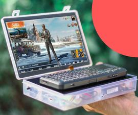 High Speed Gaming Laptop