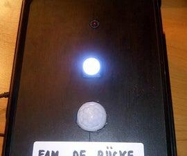 Raspberry Pi Doorbell With Camera