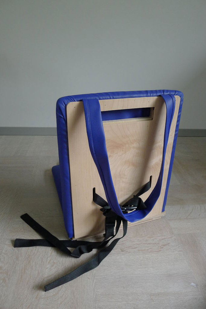 Picture of Add the Straps