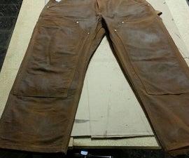 Tin Cloth Hunting Pants